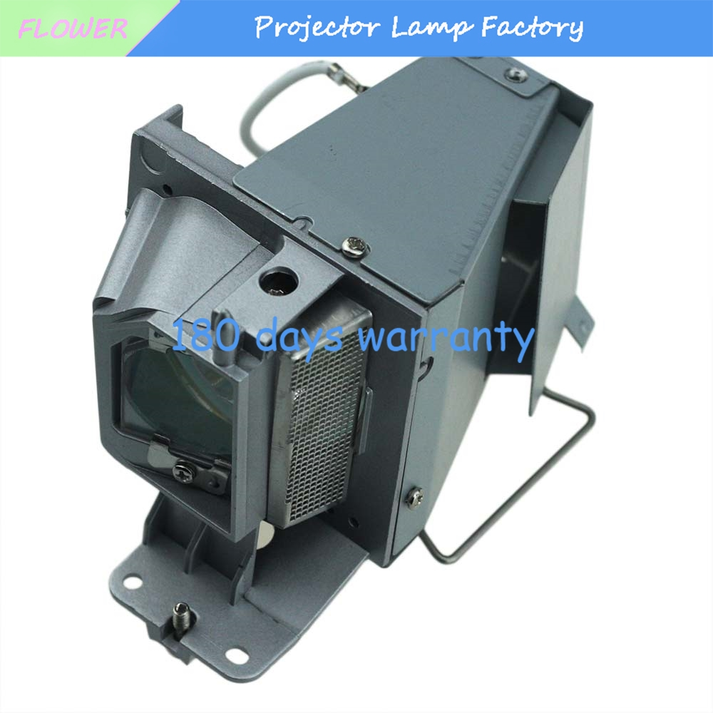 Projector lamp with housing SP.8VH01GC01 for Optoma HD141X EH200ST GT1080 HD26 S316 X316 W316 DX346 BR323 BR326 DH1009 sp 8vh01gc01 p vip 190 0 8 e20 8 projector lamp bulb for optoma hd141x eh200st gt1080 s316 x316 w316 dx346 br323 br326 dh1009