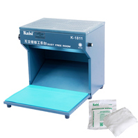 Kaisi K 1811 Dust Free Room Work Table Phone LCD Repair Machine Cleaning Room Screen Laminating Separation Tools With Dust Cloth