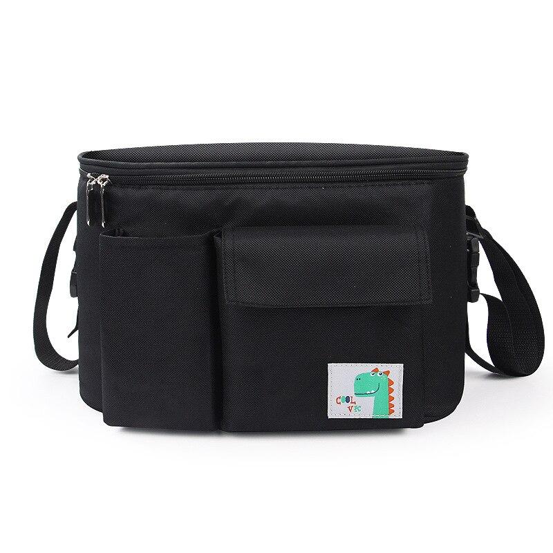 Pram Bag Baby Stroller Organizer Changing Diaper Storage Mummy Bag Baby Bottle Cup Holder YoYa Stroller Accessories