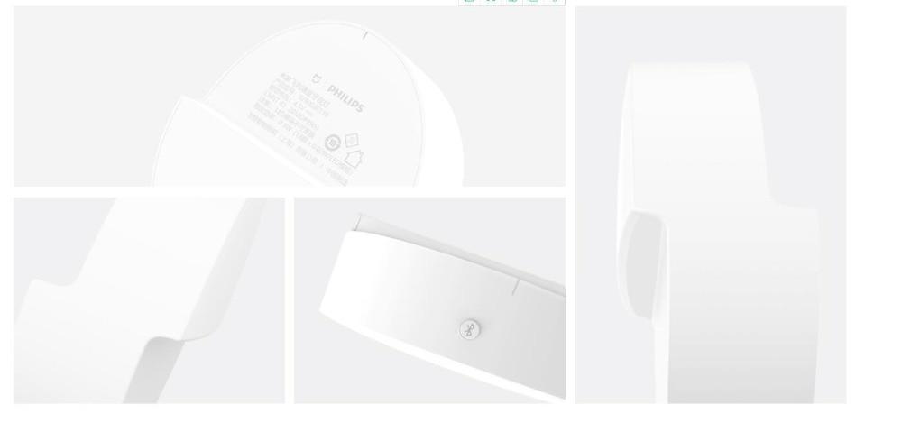 11Xiaomi Mijia Philips Bluetooth Night Light LED Induction Corridor Night Lamp Infrared Remote Control Body Sensor For Mi home APP
