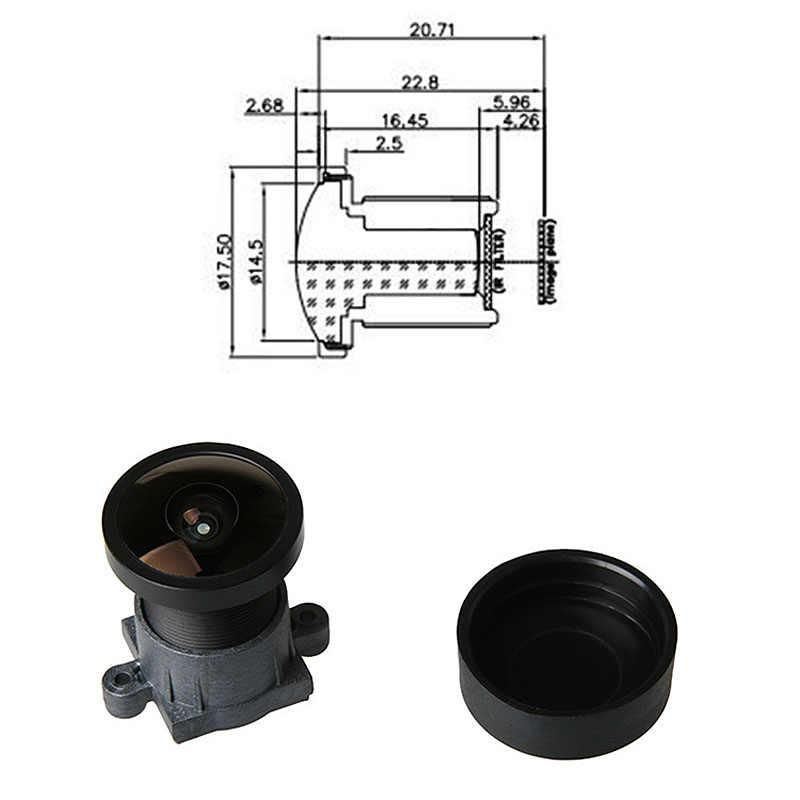 Новый 170 градусов Широкий формат объектив 12 миллионов Пиксели подходит для спортивной экшн-камеры SJCAM SJ4000/5000/6000/7000/8000/9000 Wi-Fi экшн-Камера