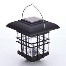 solar led lantern nimh 60ma battery outdoor lighting yard household hanging