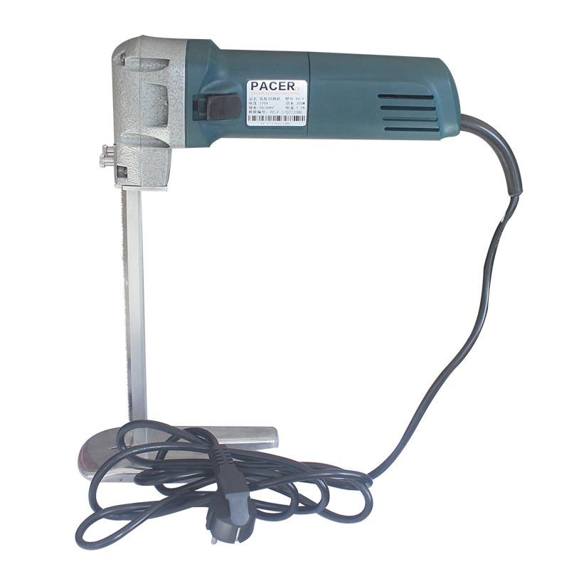 220V Plastic Sponge Foam Latex Cutting Machine Sponge Sawing Cut Electric Scissors Cutter Y