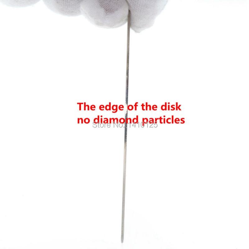 6 colių 150 mm švitrinis šlifavimo diskas su deimantiniu - Abrazyviniai įrankiai - Nuotrauka 6