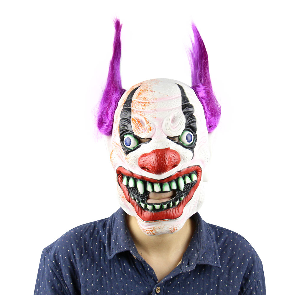 halloween party wacky mask cosplay mask terror adult scary mask masquerade masks