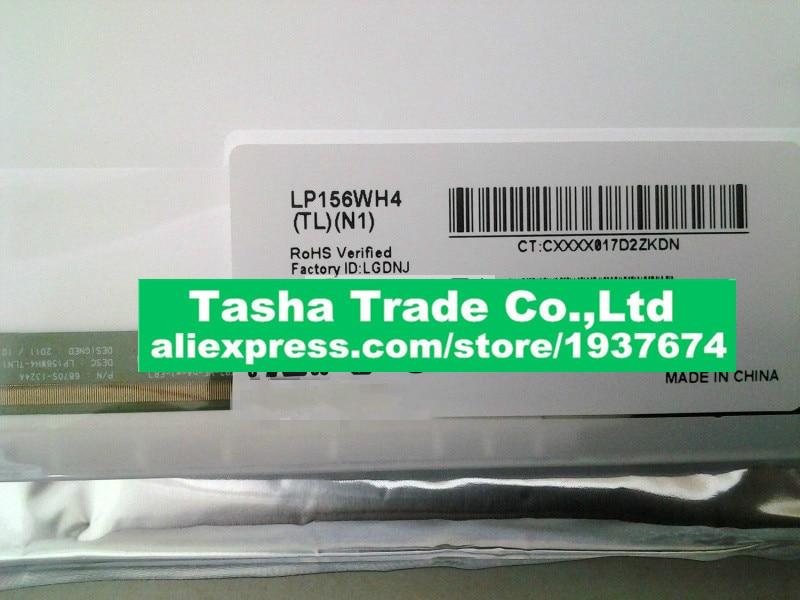 LP156WH4 TLN1 LP156WH4 TL N1 Matrix LCD Screen LED Display Matrix Bottom Left GLOSSY 15 6