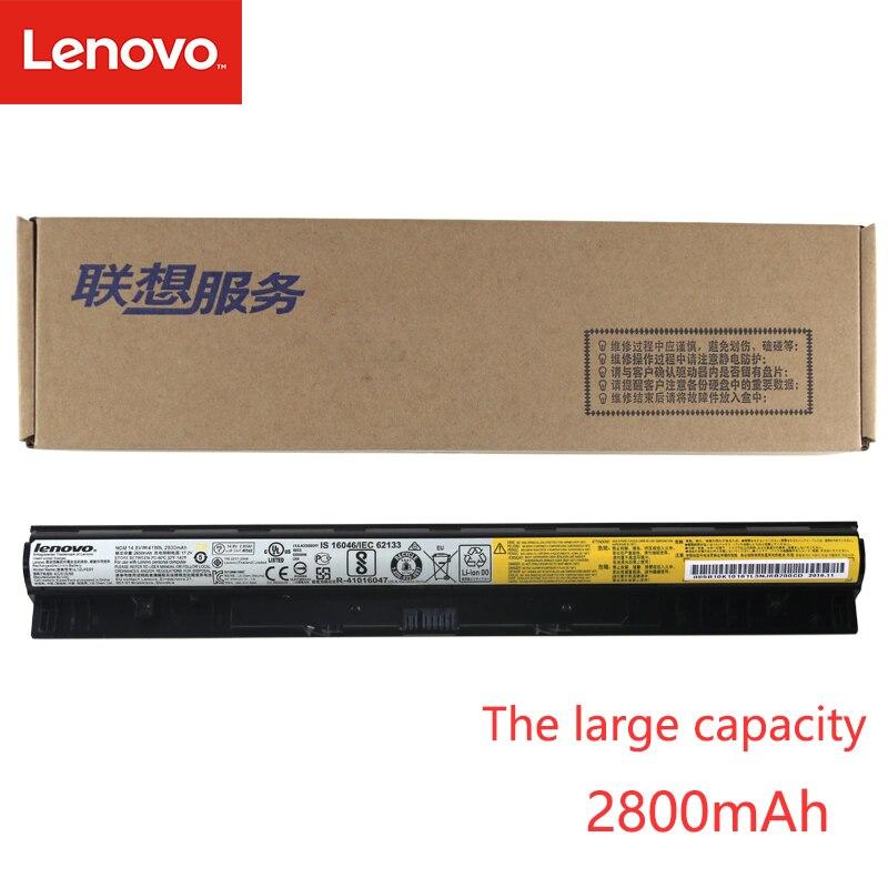 Original Laptop battery For Lenovo G400S G410S G500 G500S G510S G405S G505S S410P S510P Z710 L12L4A02 L12L4E01 L12S4A02 L12S4E01