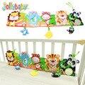 Brinquedos do bebê de Pano S Farfalhar de Som Crianças Educacional Toy Rattle Desenvolvimento Infantil Para Recém-nascidos 0-12 Meses Cama Ruffl-BYC102 PT49