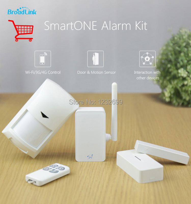 Broadlink S1 Alone Sensor SmartONE Smart Home PIR Sensor Contorls in Sensors Connected By IOS and Android-1-1.jpg