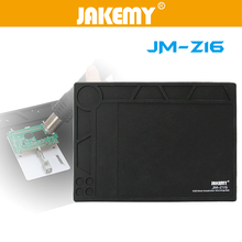 JAKEMY ESD Heat Insulation Working Mat Heat-resistant BGA Soldering Station Repair Insulation Pad Insulator Pad For Electronic
