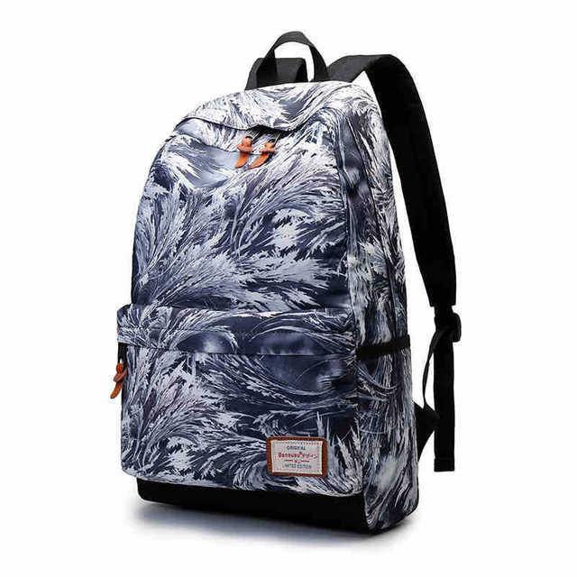 Bansusu Fashion Women Backpack High Quality Youth printing Backpacks for  Teenage Girls Female School Shoulder Bag Bagpack fb876581d4ae5