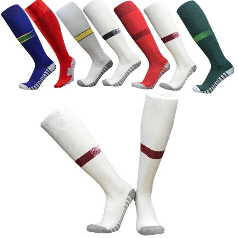2018 Men Kids Socks Thick Cotton Sports Thermal Skiing Snowboard Cycling Ski Football Socks Thermosocks Leg Warmers Stockings