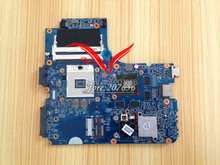 683494 001 683494 501 683494 601 For HP 4740S 4540S 7650M 2GB system motherboard 100 Working