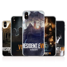 resident evil coque iphone x