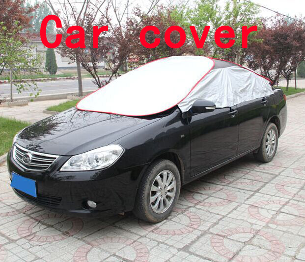 Summer Necessary Car Folding Sunscreen Insulation Car Covers