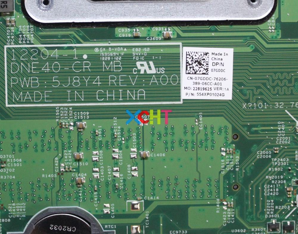 For Dell Inspiron 14R 5421 7GDDC 07GDDC CN 07GDDC I3 2375M SR0U4 CPU 5J8Y4 Laptop Motherboard Mainboard Tested