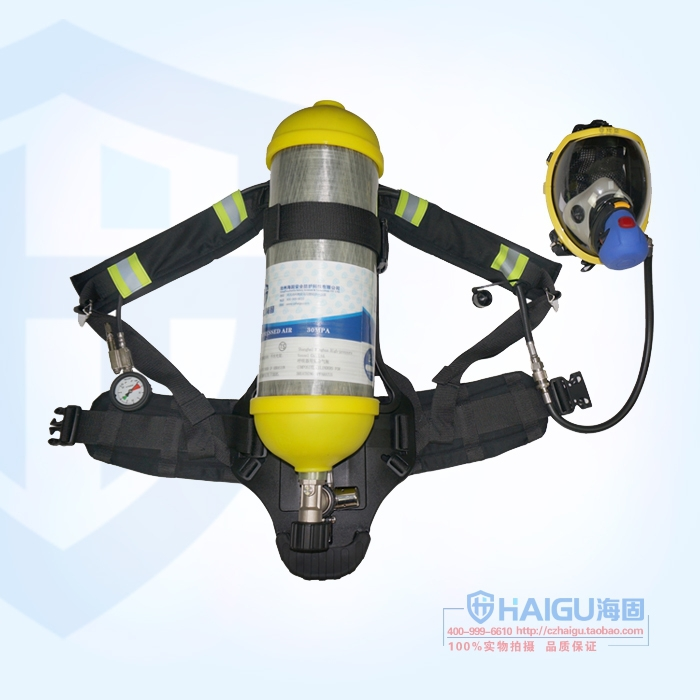 sea-solid-positive-pressure-firefighting-air-respirator-sea-solid-rhzkf68l-9l-3l-47l-12l