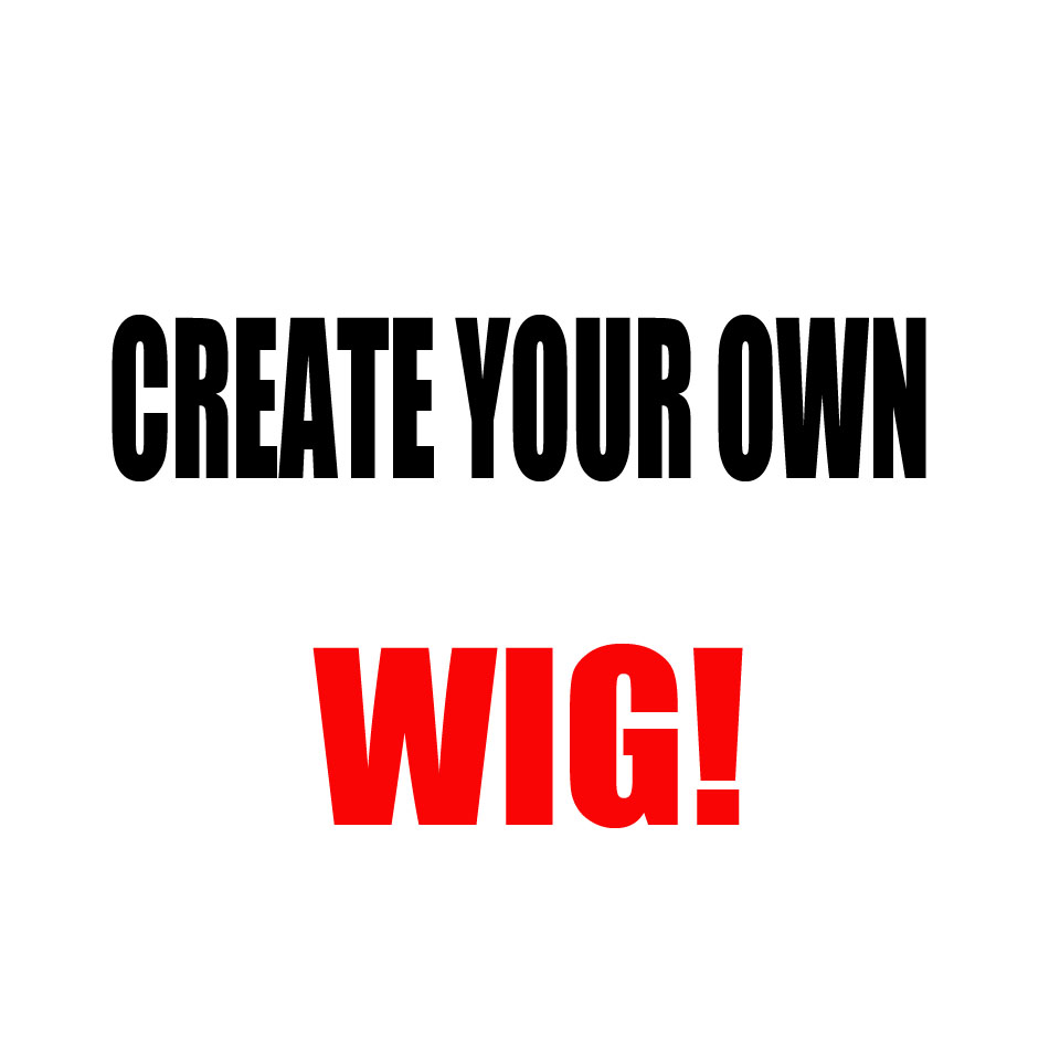 Create Your Own Lace Front Wig 57