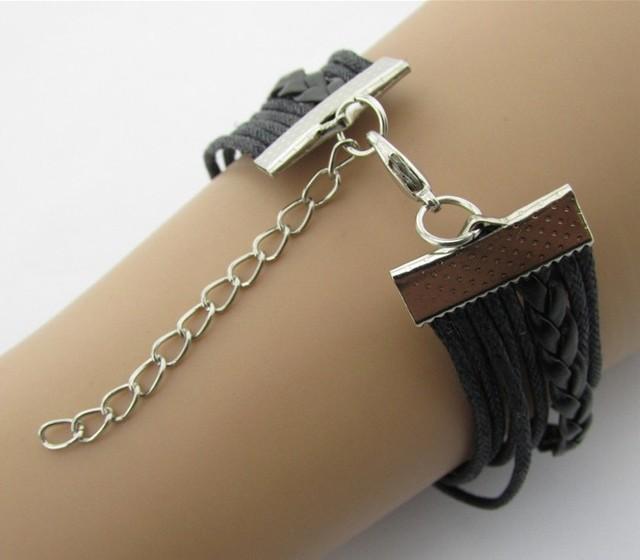 Retro Cat Tree Bracelet