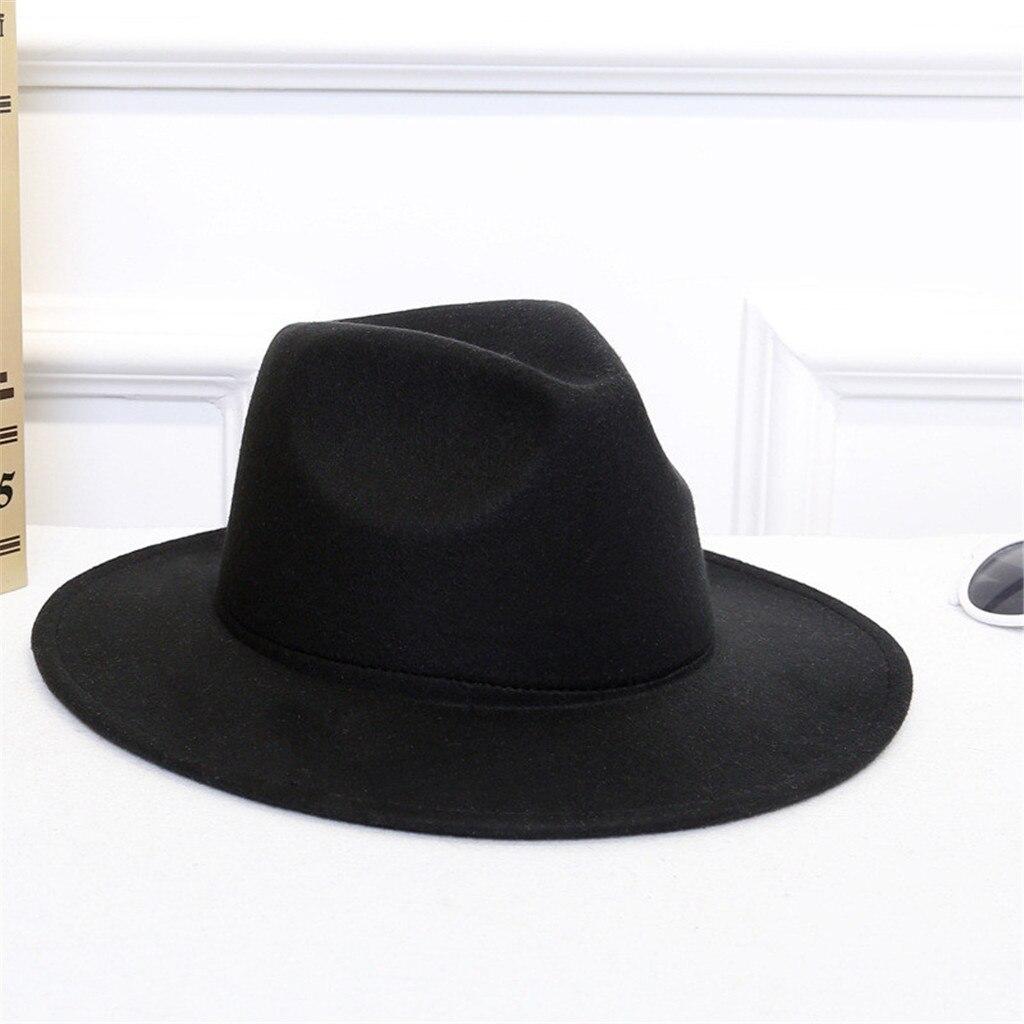 Bucket Hat Women's Crushable Wool Felt Outback Summer Women Panama Hat Wide Brim Bucket Hat Women Gorra Sombrero Mujer Casquette
