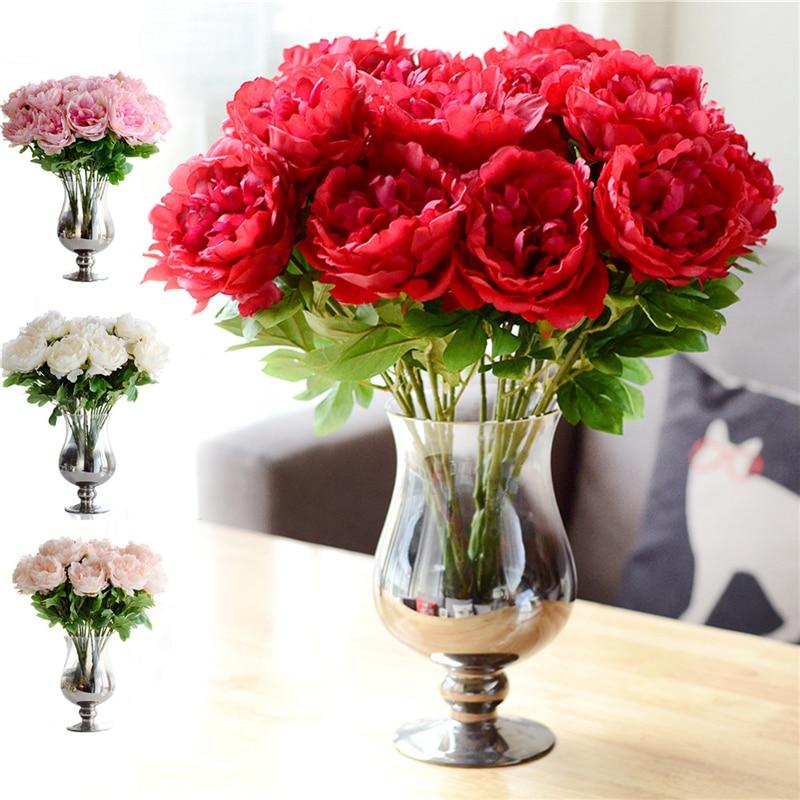 Fresh Flower Bridal Bouquets Online : Get cheap fresh christmas wreath aliexpress