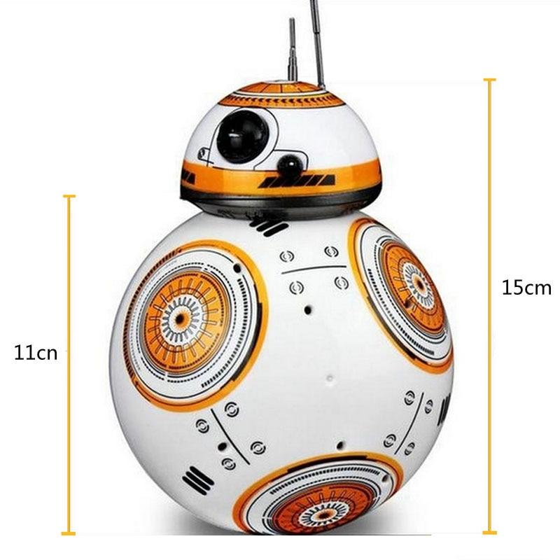 RC Robots Գնդակներ խաղալիքների BB-8 - Խաղային արձանիկներ - Լուսանկար 5