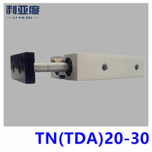 TDA20-30 biaxial cylinder TDA20*30 double rod cylinder TN20-30 pneumatic components TN20x30 cylinder 20mm bore 30mm stroke air cylinder mgpm25 20z mgpm25 25z thin cylinder with rod three axis three bar pneumatic components mgpl25 20z mgpl25 25z afr