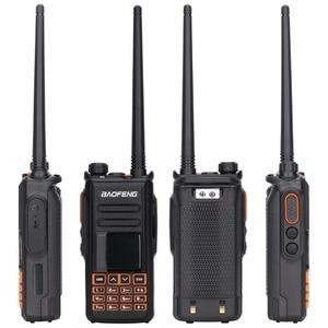 Image 4 - 2pcs Baofeng DM X GPS Walkie Talkie Dual Time Slot DMR Digital/Analog DMR Repeater Upgrade of DM 1702 Ham Portable Radio