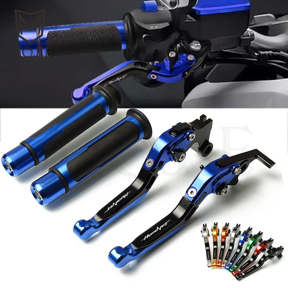 For Honda CB600F CB600 F 2007 2013 2008 2009 2010 2011 2012 Motorcycle CNC Adjustable Foldable
