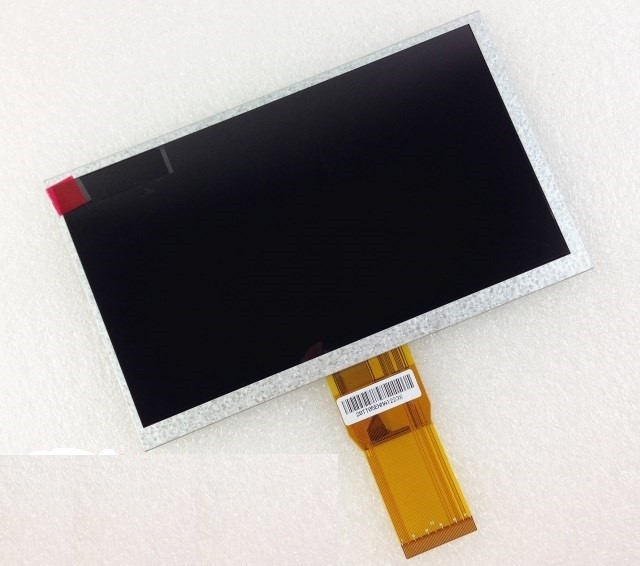 цена на New 7 Inch Replacement LCD Display Screen For Explay Hit 3G tablet PC Free shipping