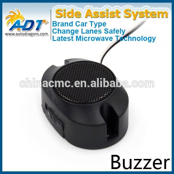 BSM Per Camry Vehicle Car Blind Spot Detection System BSD Corsia Del Sensore Radar A Microonde Chang HA CONDOTTO LA Luce di Allarme Acustico di Avvertimento - 2