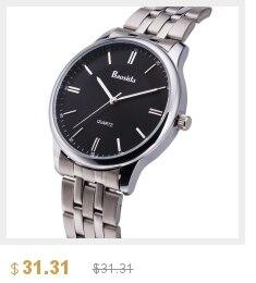 Relógio Pulseira De Couro Relógio para As