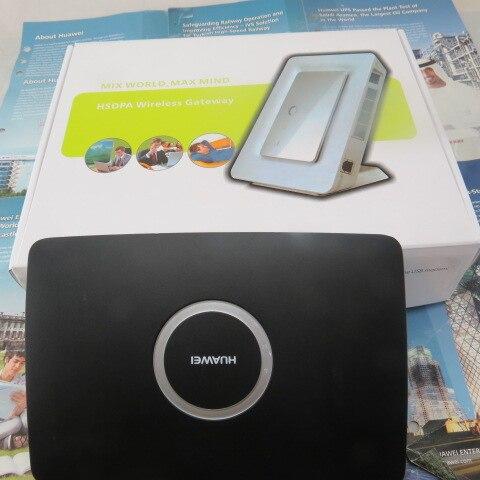 Huawei B660 Surfbox 3G WLAN Router UMTS HSPA + HUAWEI 3G external antenna
