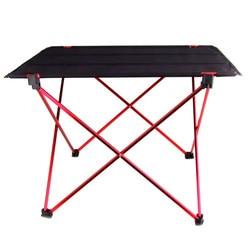 Горячий-портативный складной раскладной столик Кемпинг Открытый пикника 6061 алюминиевый сплав ультра-легкий