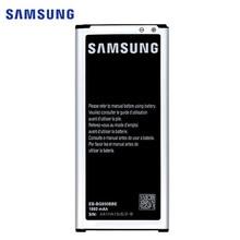 Оригинальный Новый Samsung Батарея для Samsung Galaxy Alpha G850F G850A EB-BG850BBE 1860 мАч NFC