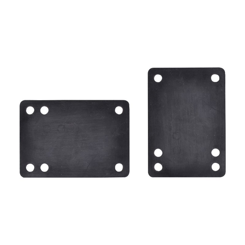 UGIN SKATEBOARD PU Shim INCREASE HEIGHT Heighten Rubber Back-up Plate Install  Pad Filler Piece Long Board  Accessories