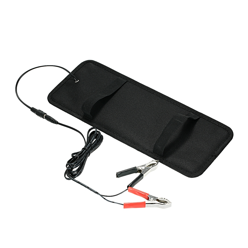 Universal Rechargeable Portable Car Solar Panel Charger Battery Charger 12V 4.5W