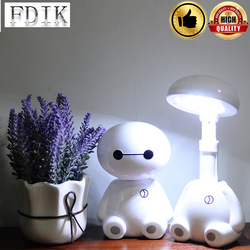 Ochrona oczu lampa studyjna DC5V 3 5W USB lampy biurkowe led lampa stołowa led dotykowy lampka do czytania książek energooszczędne sypialnia DeskLights w Lampy na biurko od Lampy i oświetlenie na