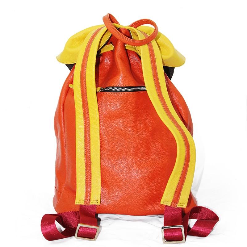 특별 제공 가방 보헤미안 수 놓은 정품 가죽 여성 배낭 패션 수제 여행 배낭-에서백팩부터 수화물 & 가방 의  그룹 3