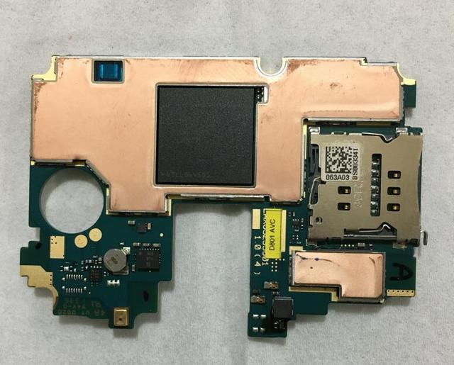100% trabajo 32 gb para lg d801 32 gb placa base, original para lg g2 d801 motherboard prueba 100% y el envío libre