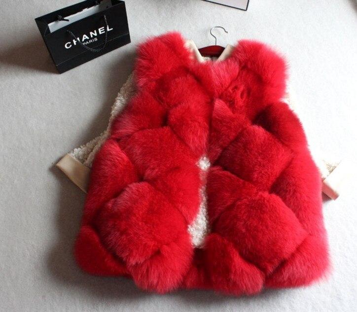 Red Veste white La Dames Pour Taille Les grey De Nouvelles pink Tricoté Cuir Long Plus green Mode Max Femmes En Gilet wrxwqITa