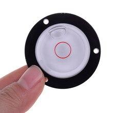 Niveau à bulle circulaire précision niveau à bulle rond niveau à bulle couleur blanc 4.3cm
