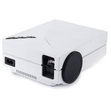GM60 3d-проектор HD 1000 Люмен ТВ BOX Поддержка Проектор КОДИ AC3 LED-ТЕЛЕВИЗОР МИНИ Домашний кинотеатр проекторы Бимер Белый/черный