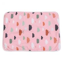 Convenient Portable Waterproof Cotton Nappy Changing Pad