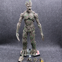 Hot Toys Marvel Guardians of The Galaxy Tree Man Avengers 40cm Big Size BJD Action Figure Toys