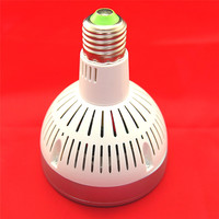 Free Shipping PAR30 Spot Light Indoor LED Bulb 40W Osram, E27 Base ,White shell color,AC85 265V