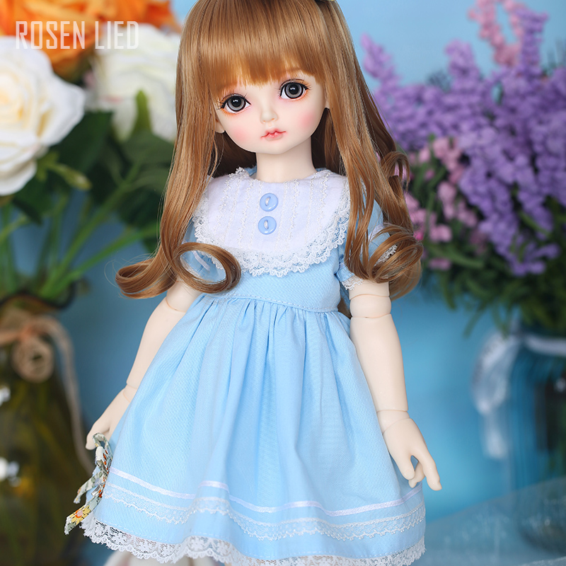 Rosenlied RL Holiday Ribbon  bjd sd dolls 1/4 body model girls High Quality resin baby doll Rosenlied RL Holiday Ribbon  bjd sd dolls 1/4 body model girls High Quality resin baby doll