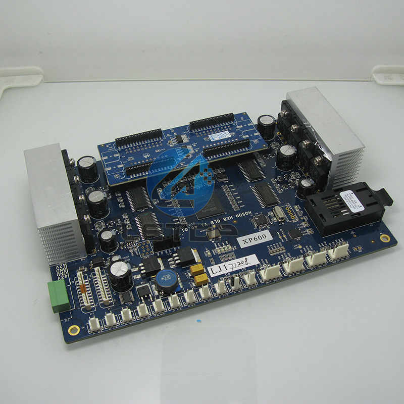 Double XP600 Printhead Hoson Papan untuk Eco Pelarut Printer