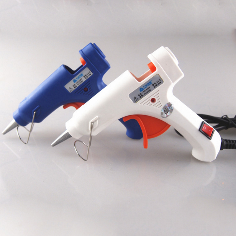 20W Professional High Temp Hot Melt Glue Gun Graft Repair Heat Gun Pneumatic DIY Tools Hot Glue Gun