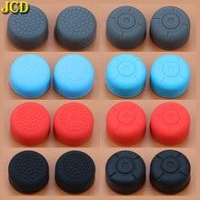 JCD 2 uds. De tapas antideslizantes de silicona para Joystick, Switch NS para Nintendo, mando Joy Con